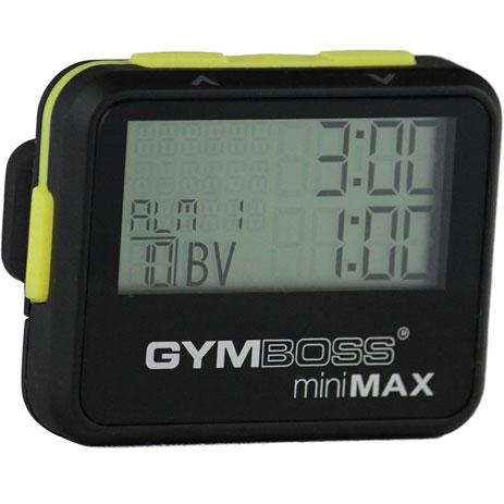 Наручный таймер Gymboss miniMAX