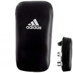 Пад для тайского бокса 1шт (макивара) Adidas Extra Thick (черный, adiBAC042)