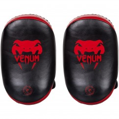 Пады для тайского бокса Venum Leather Red Devil