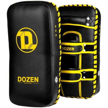 Пады Dozen Monochrome Black/Yellow