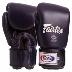 Боксерские перчатки кожаные FAIRTEX BGV1