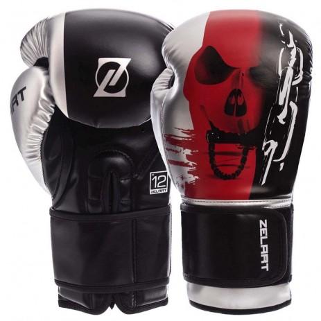 Боксерские перчатки Zelart BO-1315