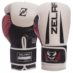 Боксерские перчатки Zelart BO-1323