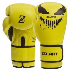 Боксерские перчатки Zelart BO-1370