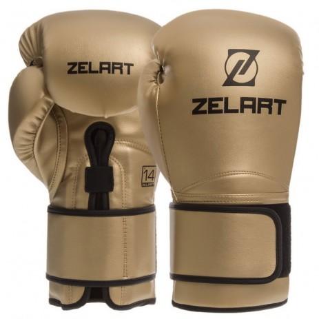 Боксерские перчатки Zelart BO-1391