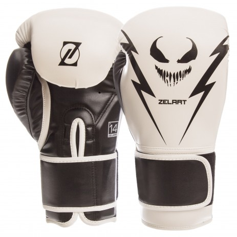 Боксерские перчатки Zelart BO-1420