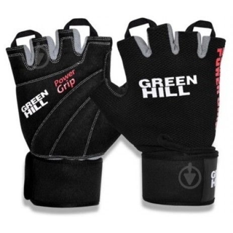Перчатки для фитнеса Green Hill WLG-6520