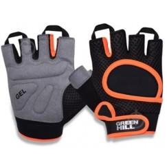 Перчатки для фитнеса Green Hill WLG-6526