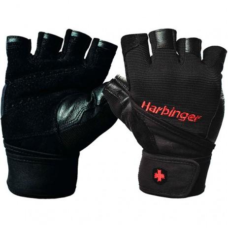 Перчатки для фитнеса Harbinger Pro Wristwrap