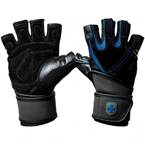 Перчатки для фитнеса Harbinger Training Grip® Wristwrap