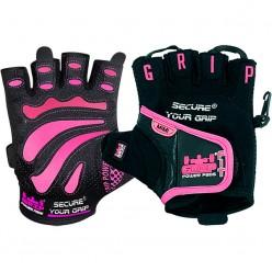 Перчатки для фитнеса женские Grip Power Pads