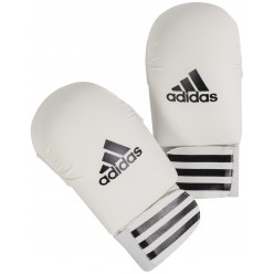 Перчатки для карате Adidas JKA (белый, 661.11)