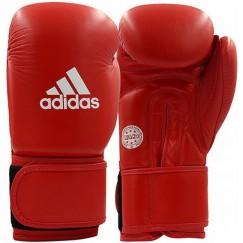 Перчатки для кикбоксинга Adidas WAKO (красный, ADIWAKOG2_BR)