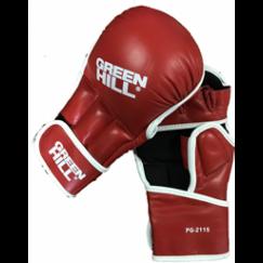Перчатки для рукопашного боя Green Hill PG-2115