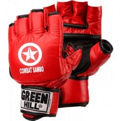 Перчатки для самбо Green Hill CFBM-2085 FIAS