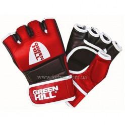 Перчатки для самбо Green Hill MMC-0026 FIAS