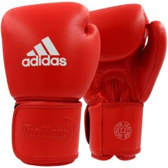 Перчатки для тайского бокса Adidas Muay Thai Gloves 200 (красный, ADITP200)
