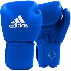 Перчатки для тайского бокса Adidas Muay Thai Gloves 200 (синий, ADITP200)