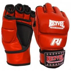 Перчатки MMA Reyvel М1 (кожа)