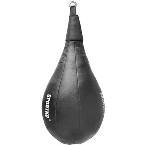 Боксерская груша каплевидная Sportko ГК4 (кожа, 18кг)