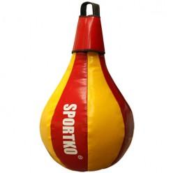 Боксерская груша каплевидная Sportko ГП1 (ПВХ, 5кг)
