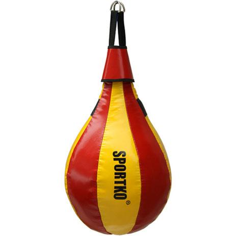 Боксерская груша каплевидная Sportko ГП3 (ПВХ, 12кг)
