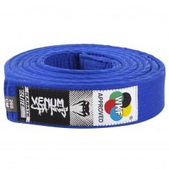 Пояс для карате Venum WKF Blue