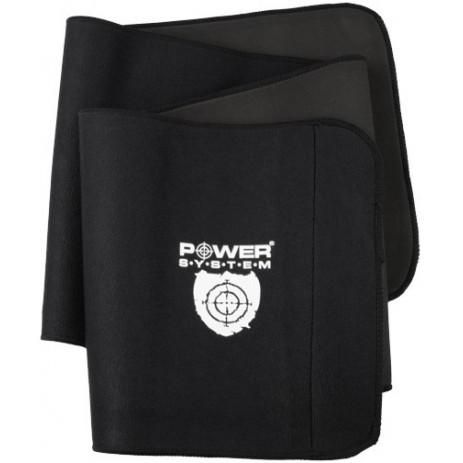 Пояс для похудения POWER SYSTEM Slimming Belt Wt Pro PS-4001 (100x25 см)