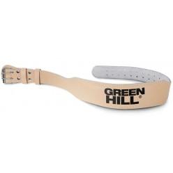 Пояс для тяжелой атлетики Green Hill Power
