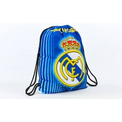 Рюкзак-мешок GA-4433-RMAD-3 REAL MADRID (39х49см)