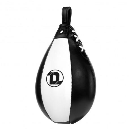 Пневмогруша Dozen Absolute Speed Bag Black/White