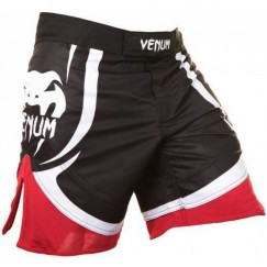 Шорты ММА Venum Electron 2.0 Black Red