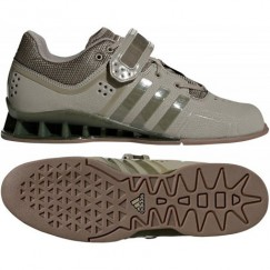 Штангетки Adidas Adipower Weightlift (зеленый, DA9874)