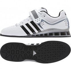 Штангетки Adidas Adipower Weightlift (белый, M25733)