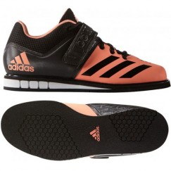 Штангетки Adidas Powerlift 3 (оранжевый, AQ3333)