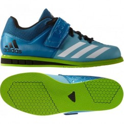 Штангетки Adidas Powerlift 3 (синий, AQ3331)