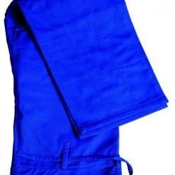 Штаны для дзюдо Adidas Blue