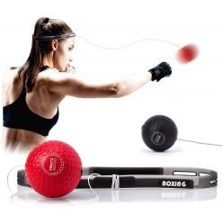 Скоростной мяч-тренажер Файтбол TEKXYZ Boxing (2 мяча)