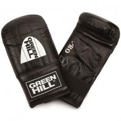 Снарядные перчатки (блинчики) Green Hill Pro