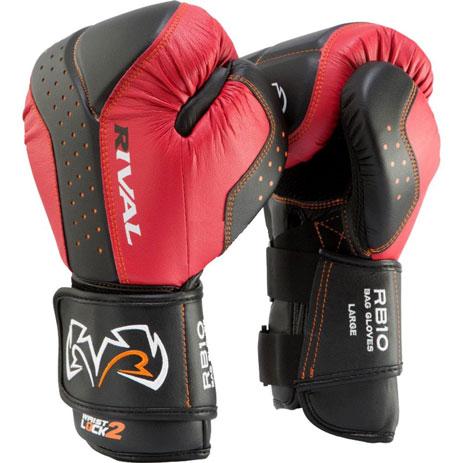 Снарядные перчатки Rival RB10 Intelli-Shock