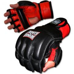 Снарядные перчатки с открытыми пальцами ММА Ring To Cage