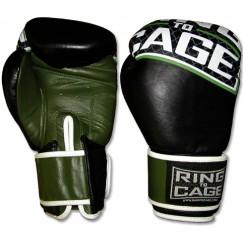 Спарринговые перчатки для тайского бокса RING TO CAGE Pro Thai-Style