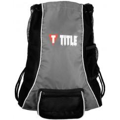 Спортивная сумка-мешок TITLE Boxing Champion