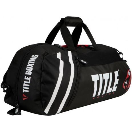 Спортивная сумка-рюкзак Title World Champion 2.0