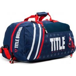 Спортивная сумка-рюкзак Title World Champion 2.0 USA