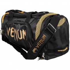 Спортивная сумка Venum Trainer Lite Black Gold