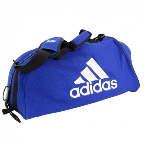 Сумка-рюкзак Adidas Cotton Sports Team Bag (синий-белый, ADIACC040J)