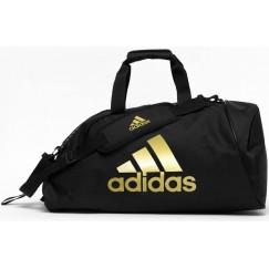 Сумка-рюкзак с золотым логотипом Adidas (ADIACC052CS)