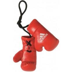 Сувенирные боксерские перчатки Adidas (красный, ADIBPC02)