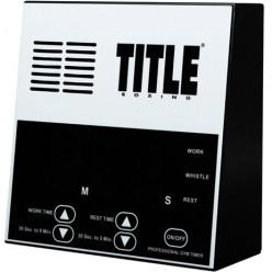 Тренажерный таймер Title Professional